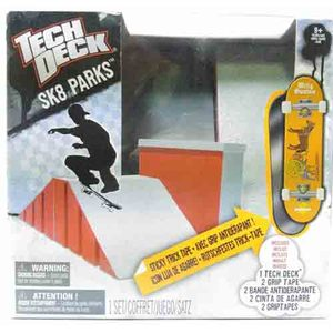 [Tech deck] TD-SP002 텍덱 파크 세트 / Tech deck fingerboard Park Set