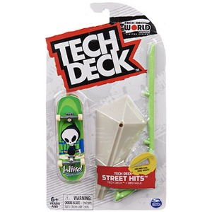 [Tech deck] SH-009 텍덱 핑거보드 스트리트 히트 (올림픽 Ver) BLIND / Tech deck fingerboard Street Hit
