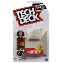 [Tech deck] SH-012 텍덱 핑거보드 스트리트 히트 (올림픽 Ver) FINESSE / Tech deck fingerboard Street Hit
